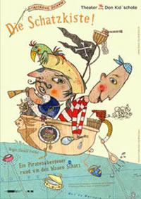 """26.10.2021: Don Kidschote: """"Die Schatzkiste"""""""