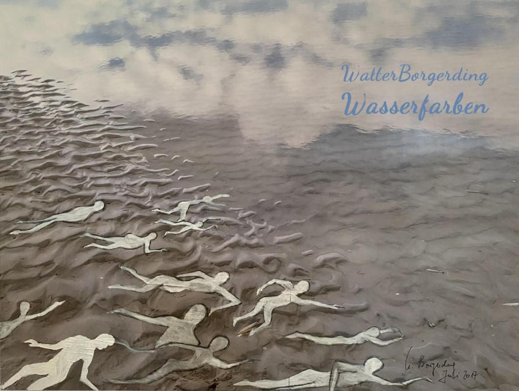 """Ab 12.11. Walter Borgerding: Ausstellung """"Wasserfarben"""""""